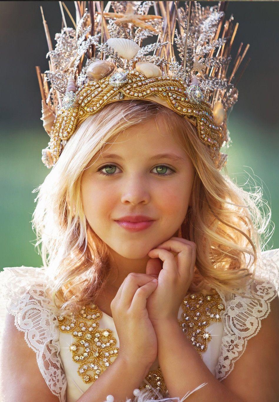Sea Queen Crown/Tiara #crowntiara