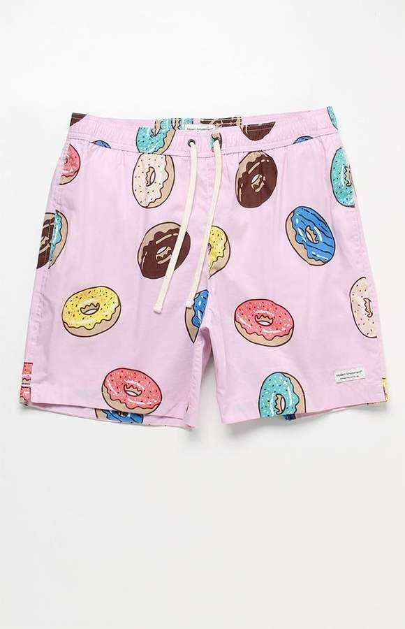 141f2f1293 Modern Amusement Donuts 17 Swim Trunks in 2019 | Products | Swim ...