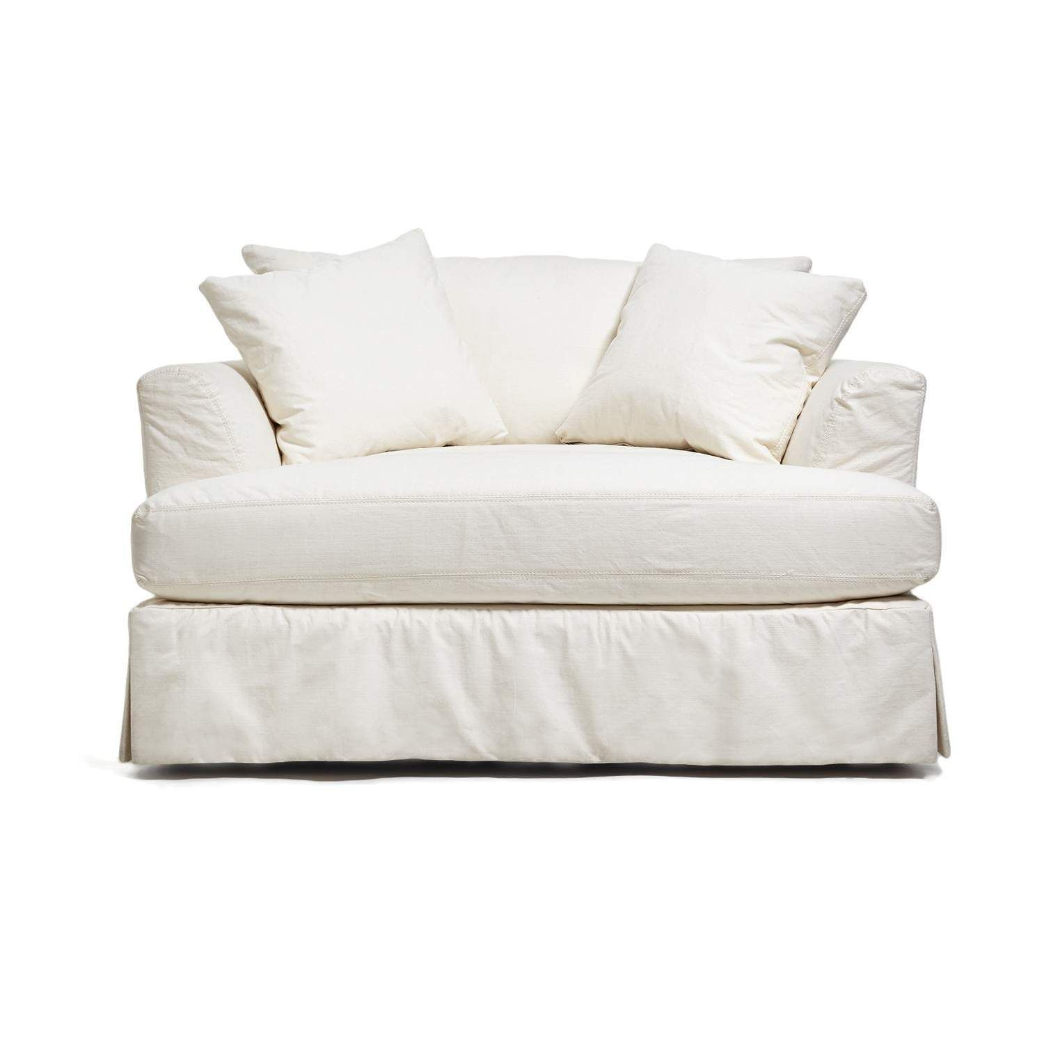 Exclusively At Abc The Martha S Vineyard Sofa Delivers Cozy Comfort In A Modern Clean Lined Design Handcraft