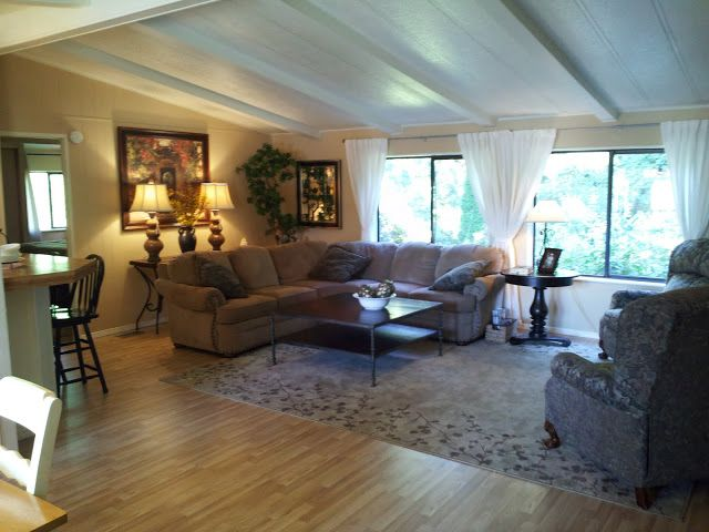 Home Sweet Double Wide Home Remodeling Mobile Homes Double Wide