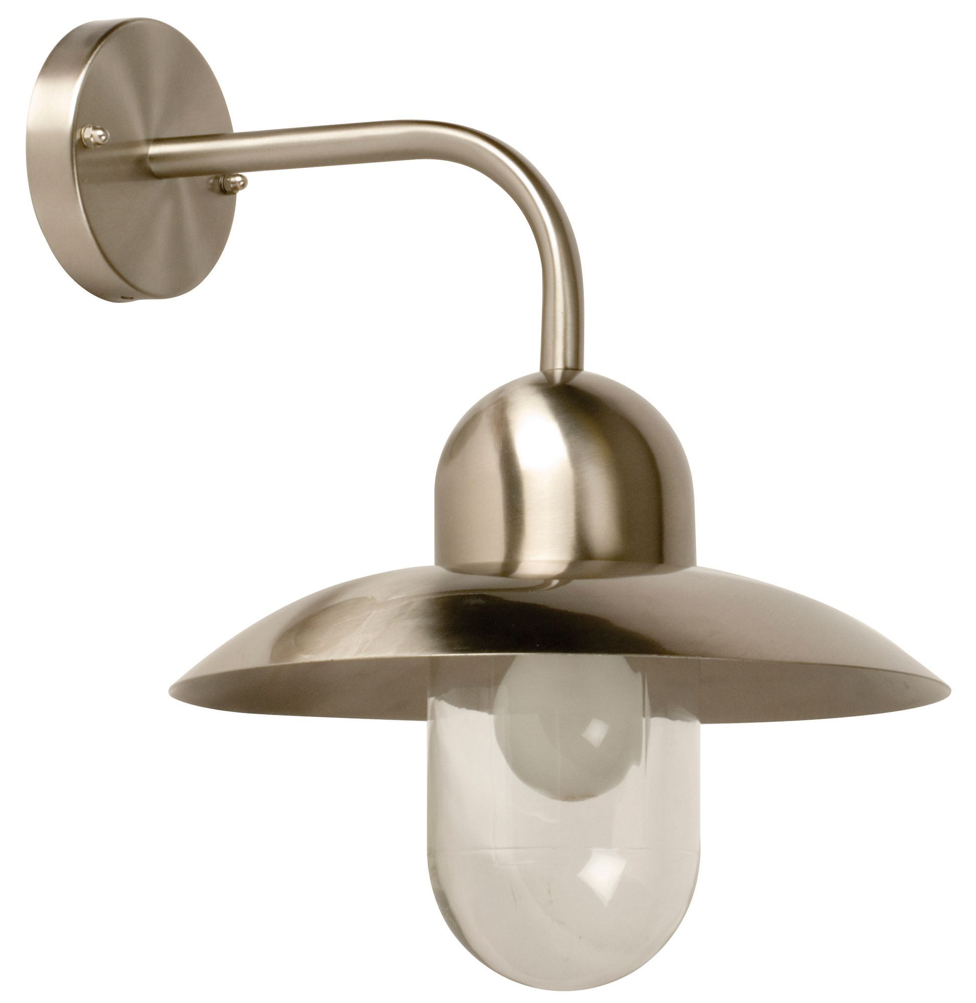 Station stainless steel mains powered external hanging wall light station stainless steel mains powered external hanging wall light arubaitofo Images