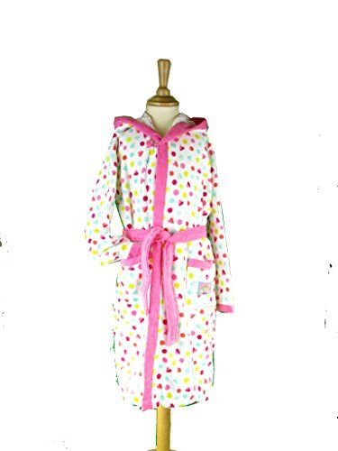 off on Princess Lillifee Magical Hooded Bathrobe be5ad556d