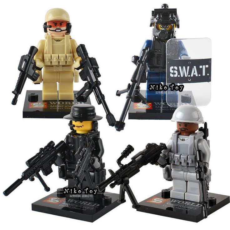 Swat on Pinterest | Swat Police, Navy Seals and Weapons | legos ...