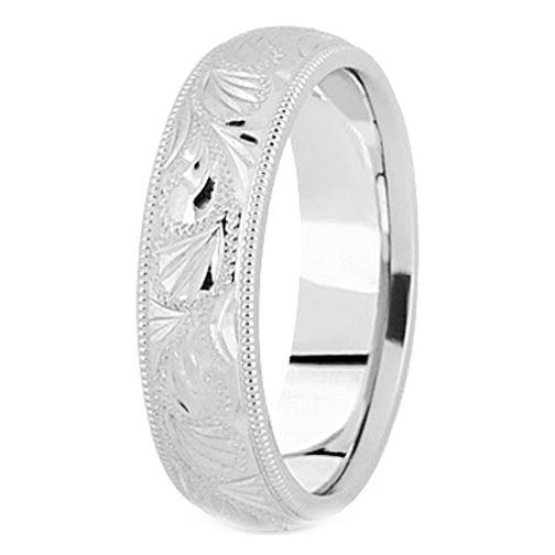Mens Diamond Cut Wedding Bands And Bridal Inspiration