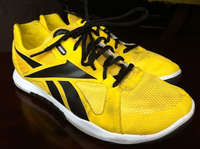 crossfit reebok chaussures yellow chaussures yellow reebok crossfit reebok kuOXZiTP
