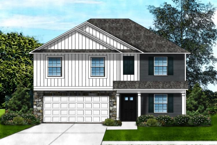 Bentgrass Great Southern Homes Floor Plans New Construction New Home Developments