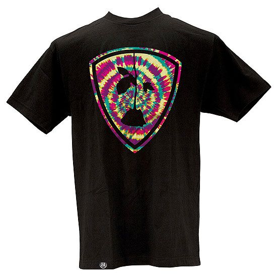 Subrosa BMX Dye Shield T-shirt | Dazed and confused under ...