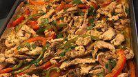 Sheet Pan Chicken Fajitas #beeffajitarecipe Sheet Pan Chicken Fajitas Recipe - Allrecipes.com #steakfajitarecipe Sheet Pan Chicken Fajitas #beeffajitarecipe Sheet Pan Chicken Fajitas Recipe - Allrecipes.com #beeffajitarecipe
