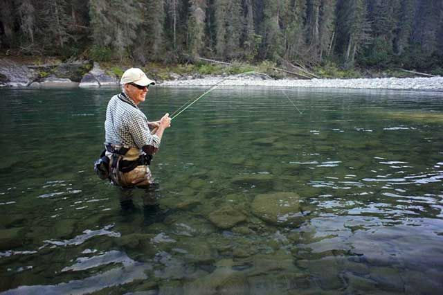 Interview Michael Keaton On Acting And Fly Fishing Midcurrent Fly Fishing Fishing Waders Fishing Tips