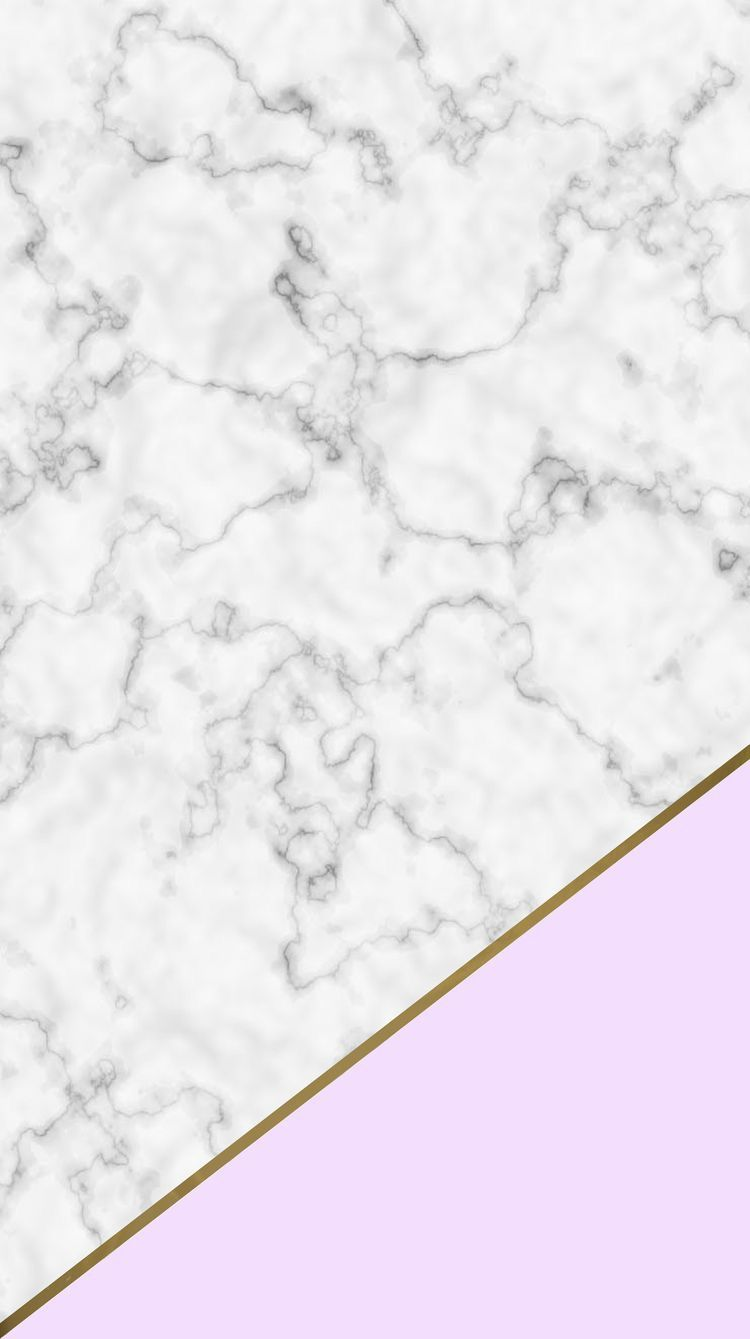 Marble Gold Lilac IPhone Wallpaper Beauty And The Chic