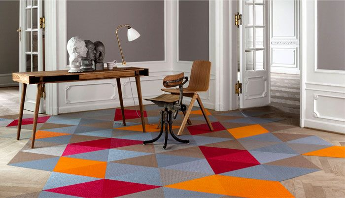 New Flooring Materials carpet trends 2015 colors, forms, materials and innovations bolon