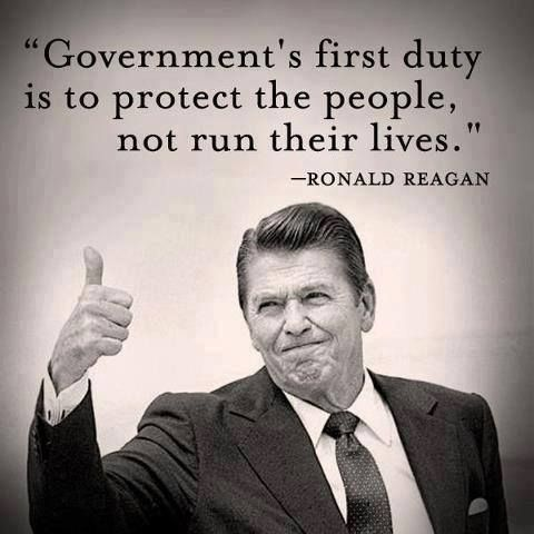 Ronald Reagan Quotes Magnificent When Government Reveals That They Do Not Understand This Basic Maxim