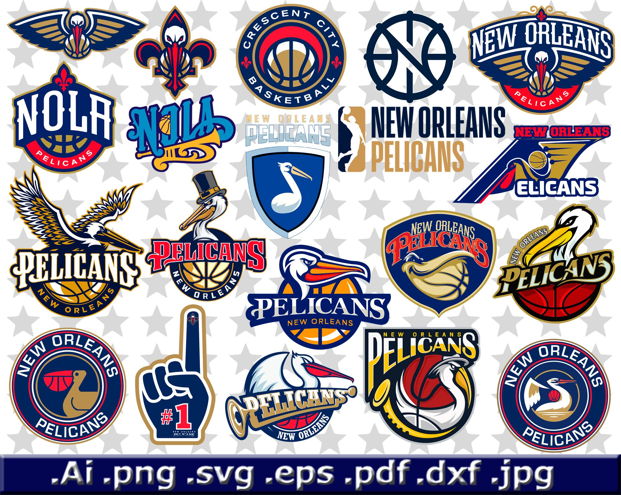 Starsclipart New Orleans Pelicans New Orleans Pelicans Logo New Orleans Pelicans Svg New Orleans Pelicans Clipart Nba Logo Chicago Bulls Boston Celtics Logo Chicago Bulls Logo