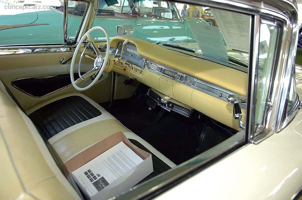 yellow 1959 ford ranchero enterior