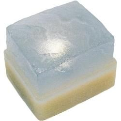 Photo of Piedra de pavimentación ligera superior Stone Light Basalt 5x6x5cm, verde esmeralda, Led 0.3W Light Stone 1x 0.3 Watt, g