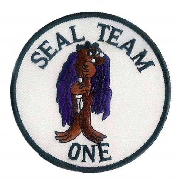 Navy Seal Team 1 patch | us naval stuff from my time | Navy seals