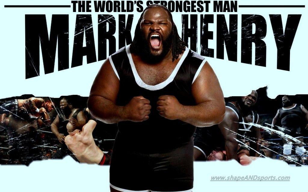 Resultado de imagen para mark henry world's strongest man