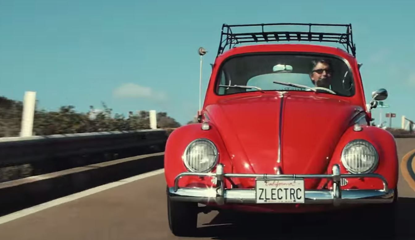 Electric Vw Beetle Has 80 Mile Range Classic Looks Gas 2 Vw Beetles Classic Looks Beetle