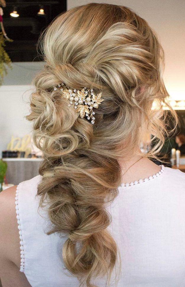 Wedding Hairstyles 9 12032016 Km Modwedding Hair Styles Wedding Hairstyles For Long Hair Long Hair Styles