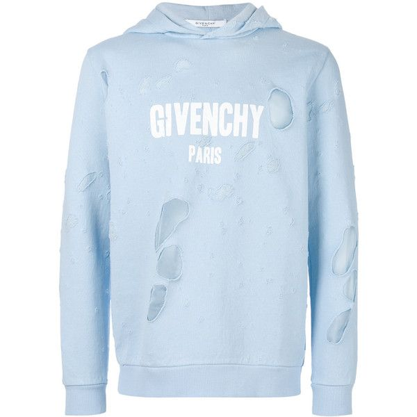 Givenchy distressed hoodie ( 1 f59b2cafc