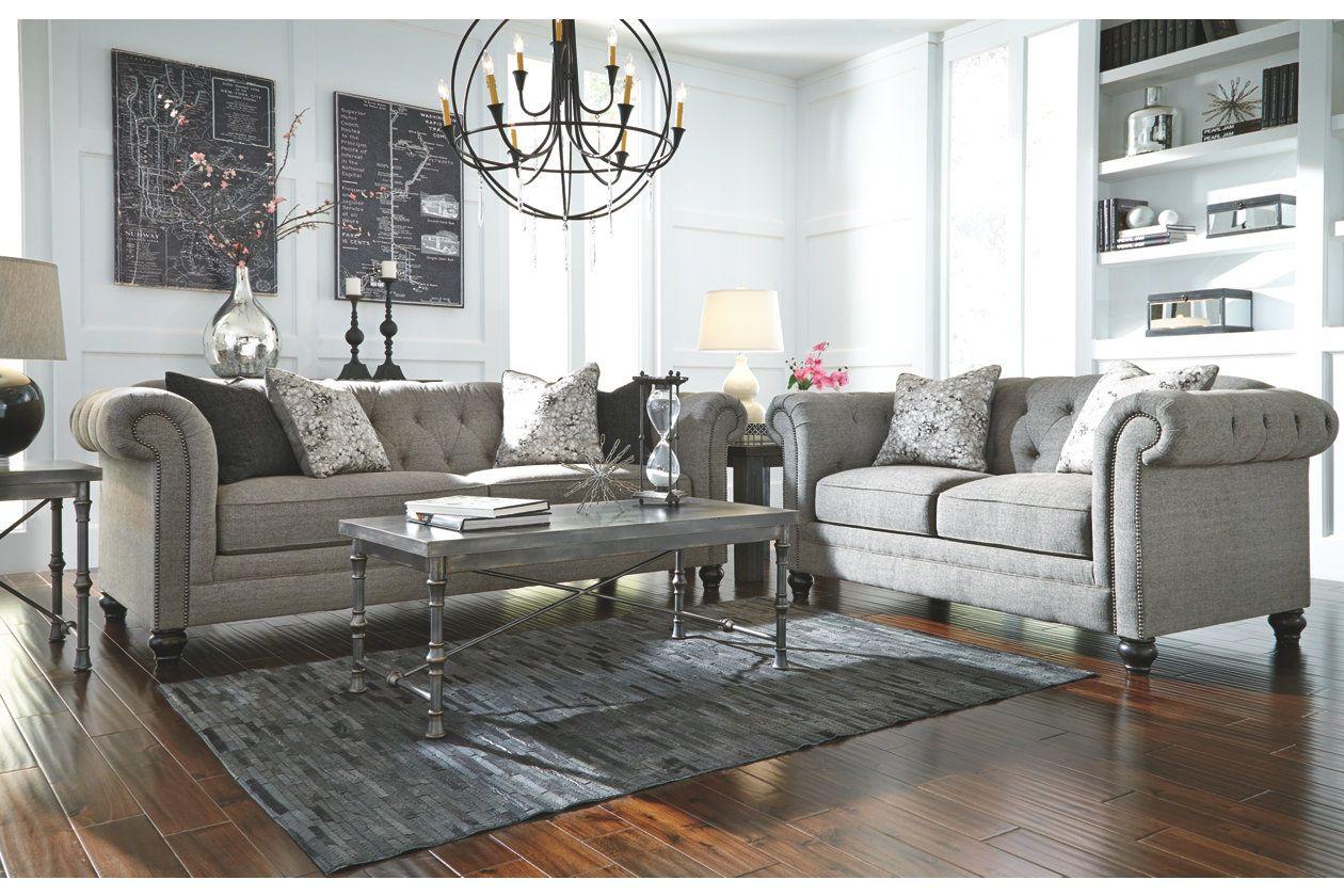 Ardenboro Sofa Ashley Furniture Living Room Tufted Sofa Living
