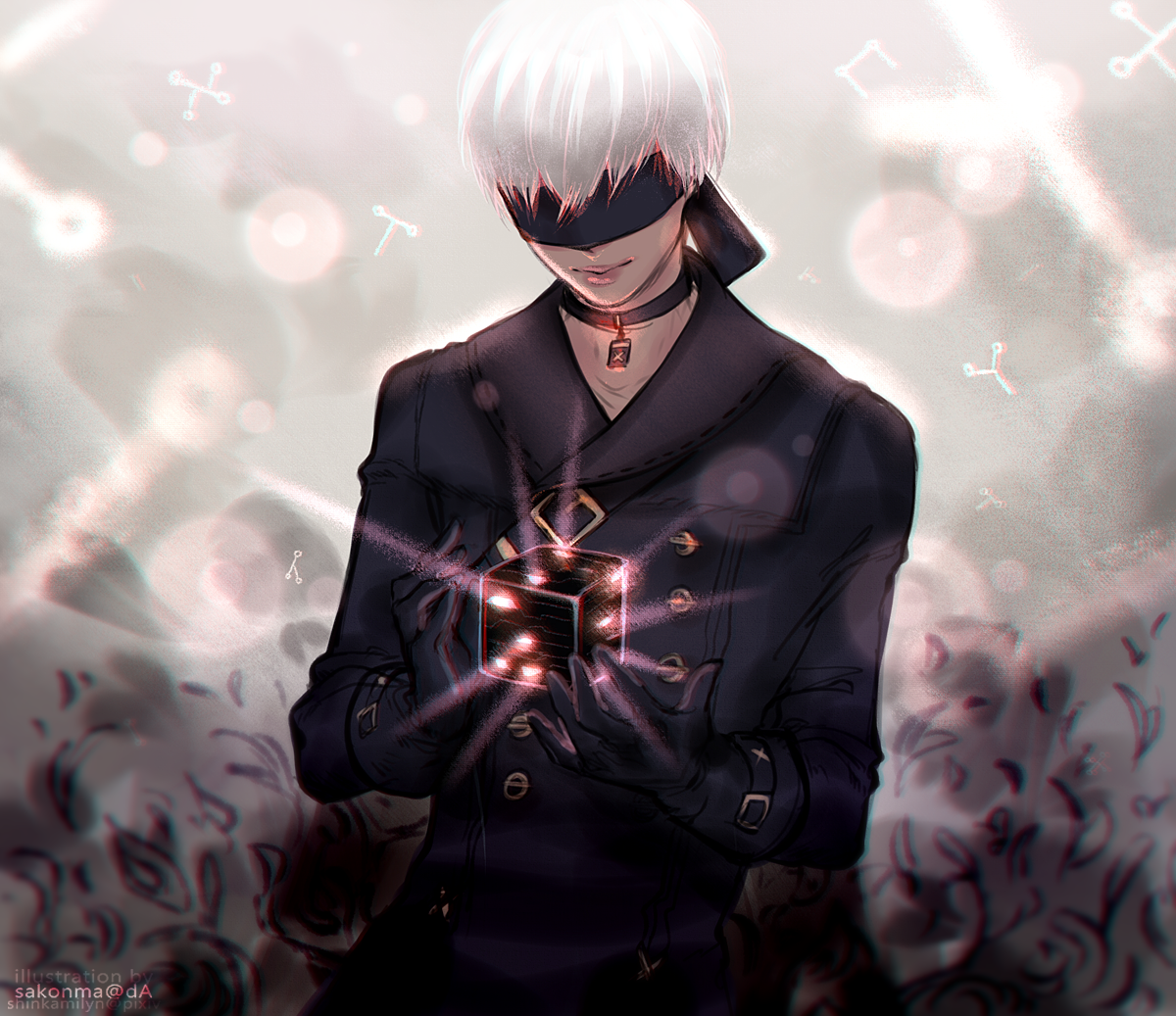 Finding 9s Nier Automata