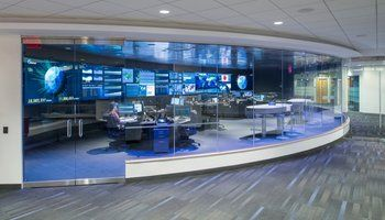 Network operations center noc design and installation for State of the art furniture