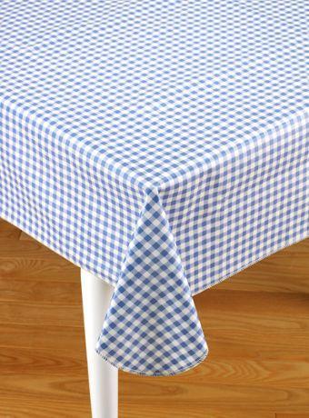 Oblong Oilcloth Tablecloth Heavy Duty Laminated Table Linens - Heavy duty picnic table cloth