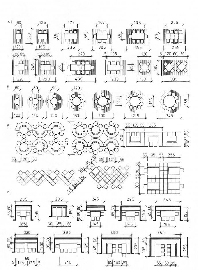 Pin by mustafa ansari on layout rules restaurant design