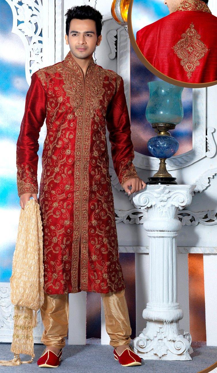Wedding Sherwani And Kurta Pajama for Men