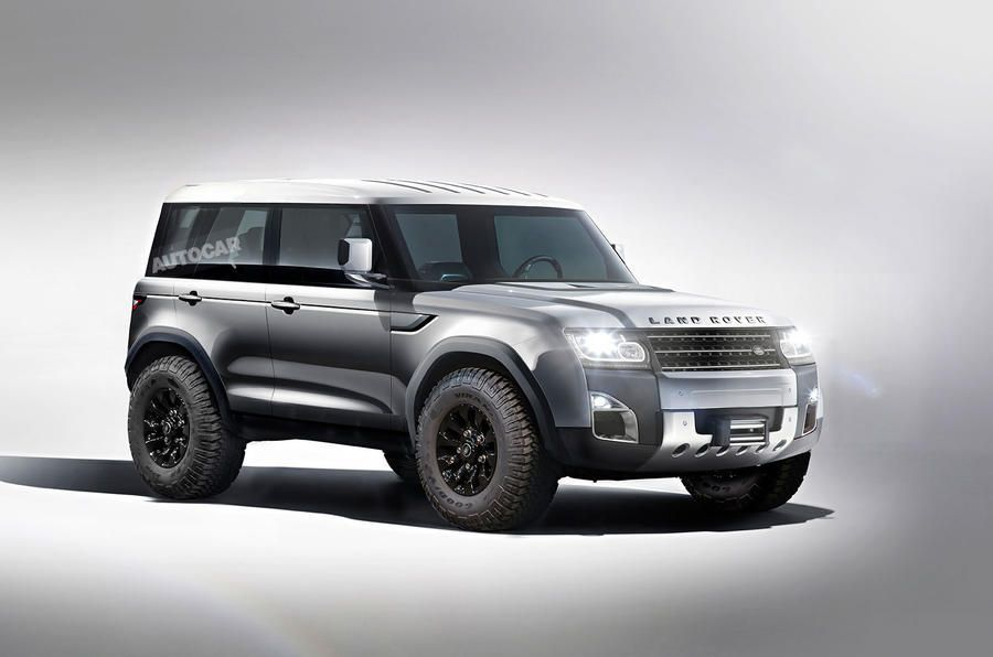 Land Rover Defender Promises To Be The Coolest Suv Of The Brand