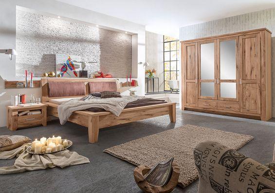 Modernes Schlafzimmer Aus Holz Komplettes Schlafzimmer