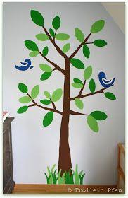 Frollein Pfau: DIY Baum