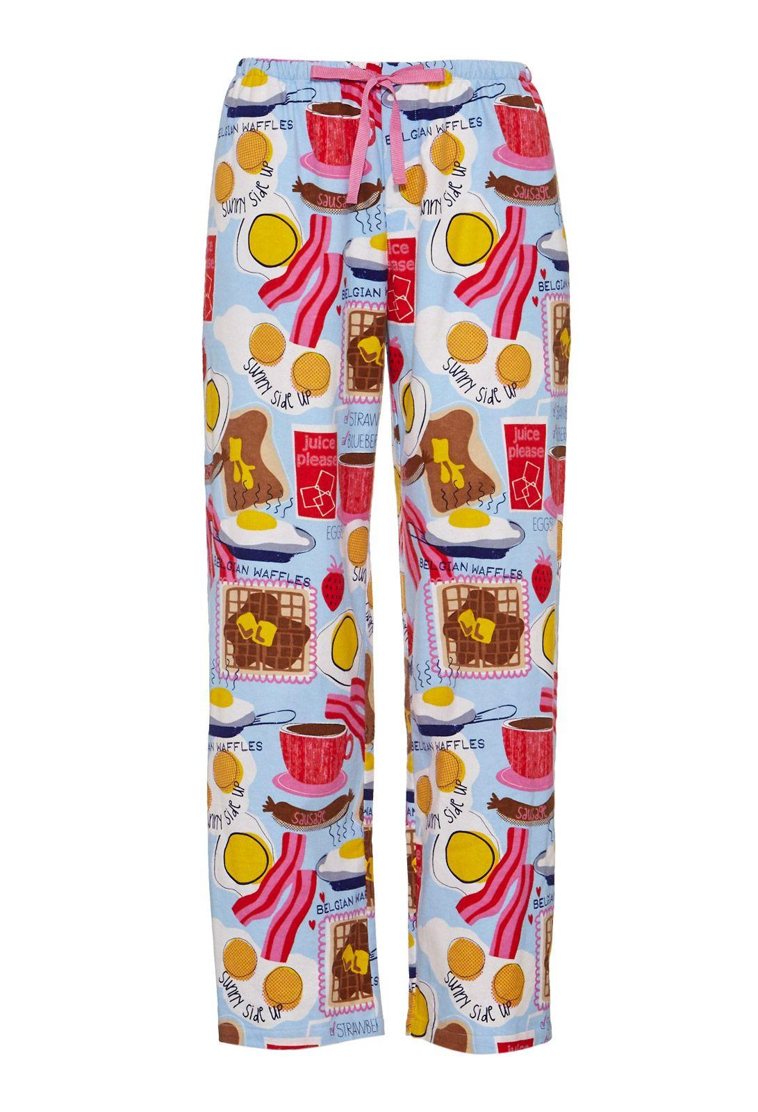 d789f8aa3d breakfast food pajama pants - Google Search | pajamas | Pants ...