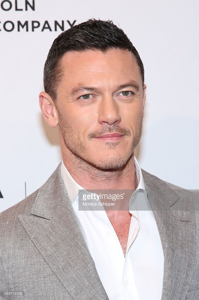 Actor Luke Evans attends 'High-Rise' Premiere - 2016 Tribeca Film Festival at SVA Theatre 2 on April 20, 2016 in New York City.