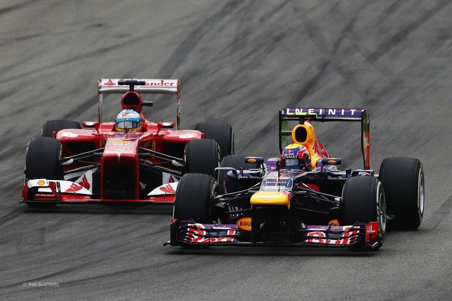 Mark Webber, Red Bull, Monza, 2013 (With images)   Monza ...