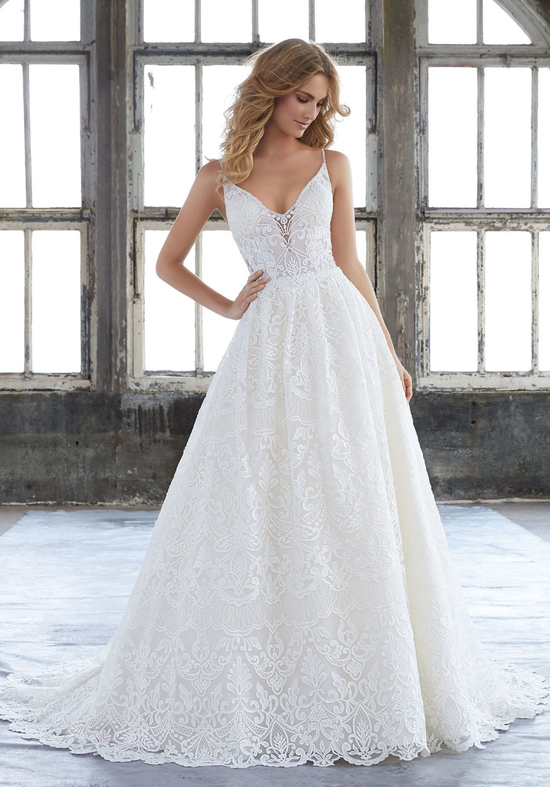 Mori Lee Wedding Dress Style 8204 <3<3<3 | Wedding Dresses ...