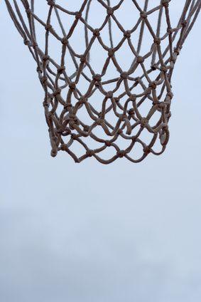 How To Make A Basketball Net Ehow Uk Basketball Net Net Making Diy Basketball Hoop
