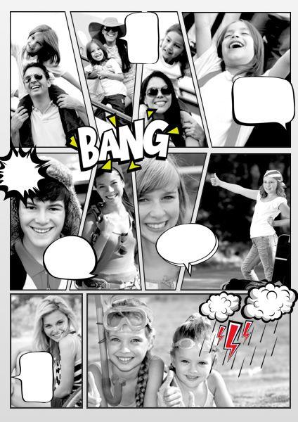 Comic samples templates make a comic book picture collage comic samples templates make a comic book picture collage maker maxwellsz