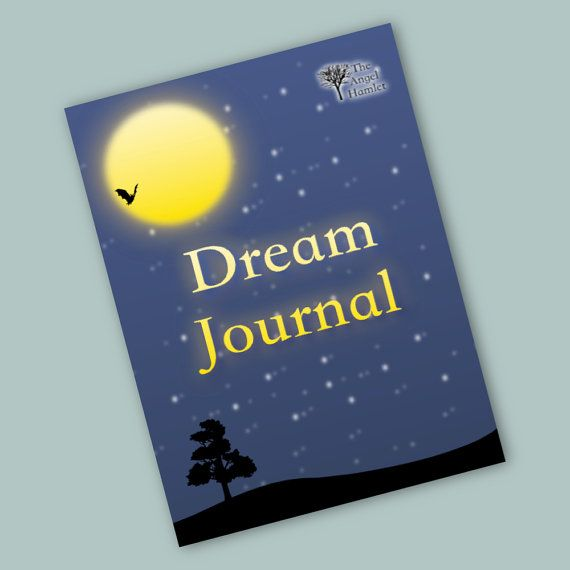 Dream Journal 30 Day Template Pdf By Theangelhamlet