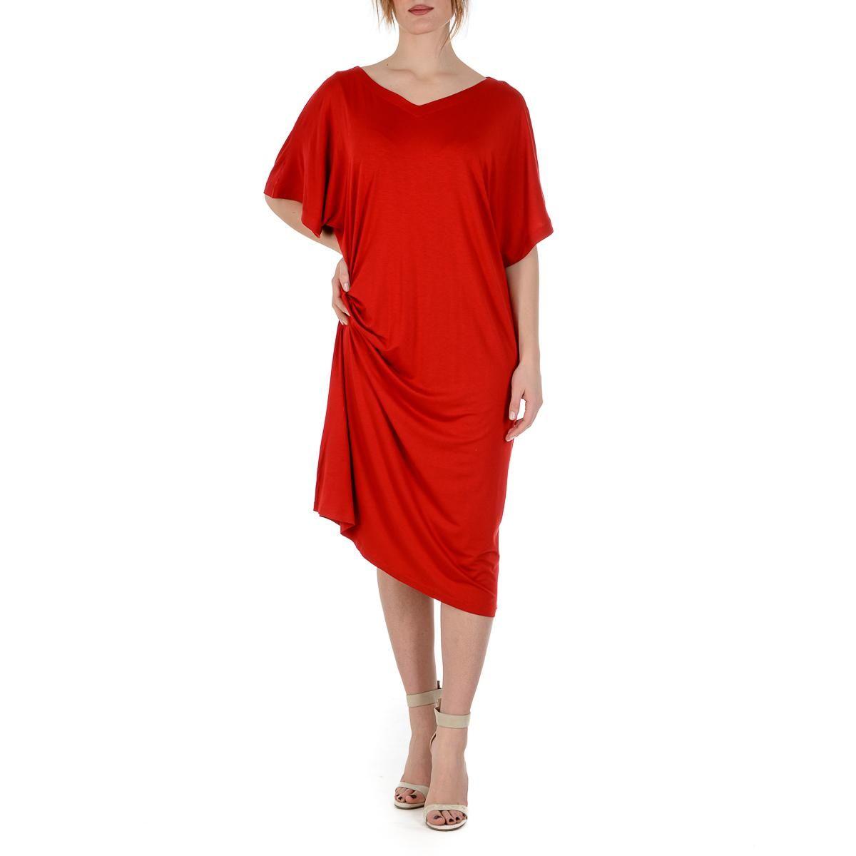 Annaclub by La Perla Womens Dress Red