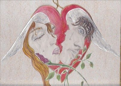 romeo and juliet art | Here is my interpretation of Romeo and ...