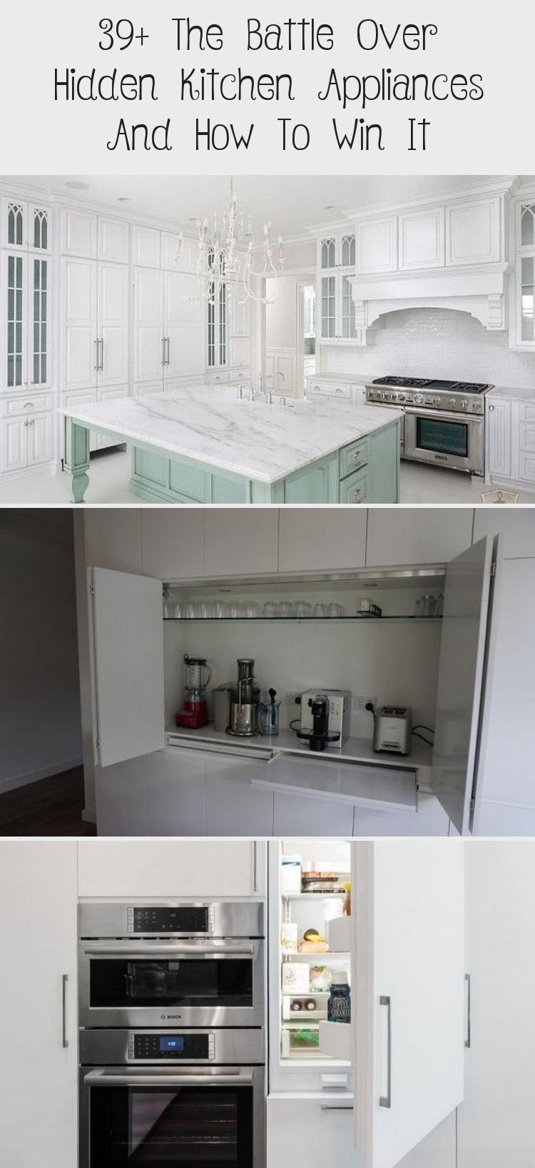 Good Screen Hidden Kitchen Appliances Concepts In 2020 Hidden Kitchen Cost Of Kitchen Cabinets Kitchen Appliances