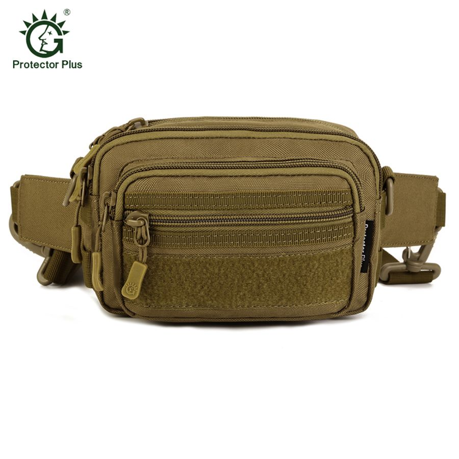 Camouflage Tactical Nylon Women//Men Chest Pack Messenger Shoulder Bag Waist Pack