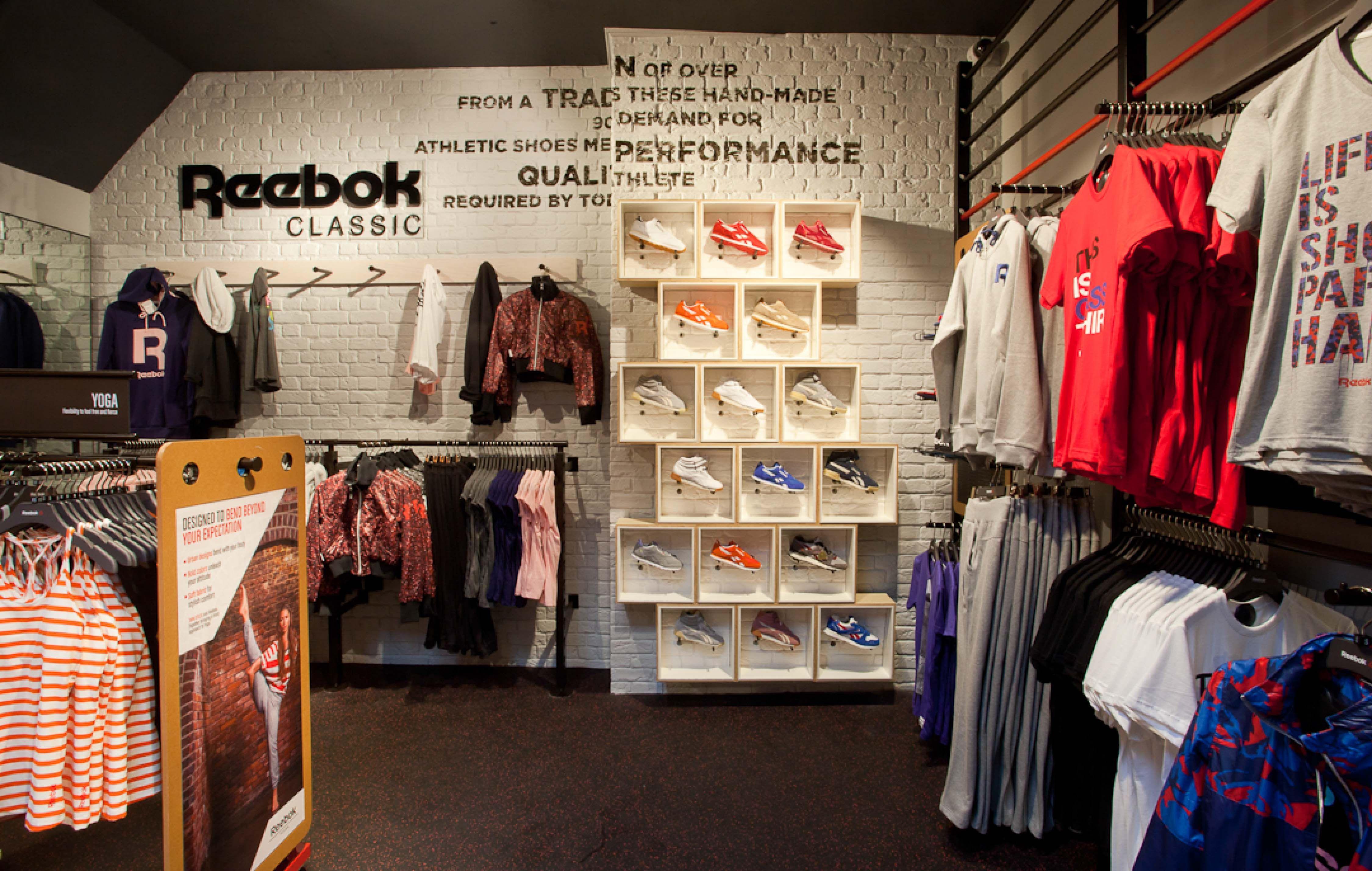 Reebok Store fc595f00d