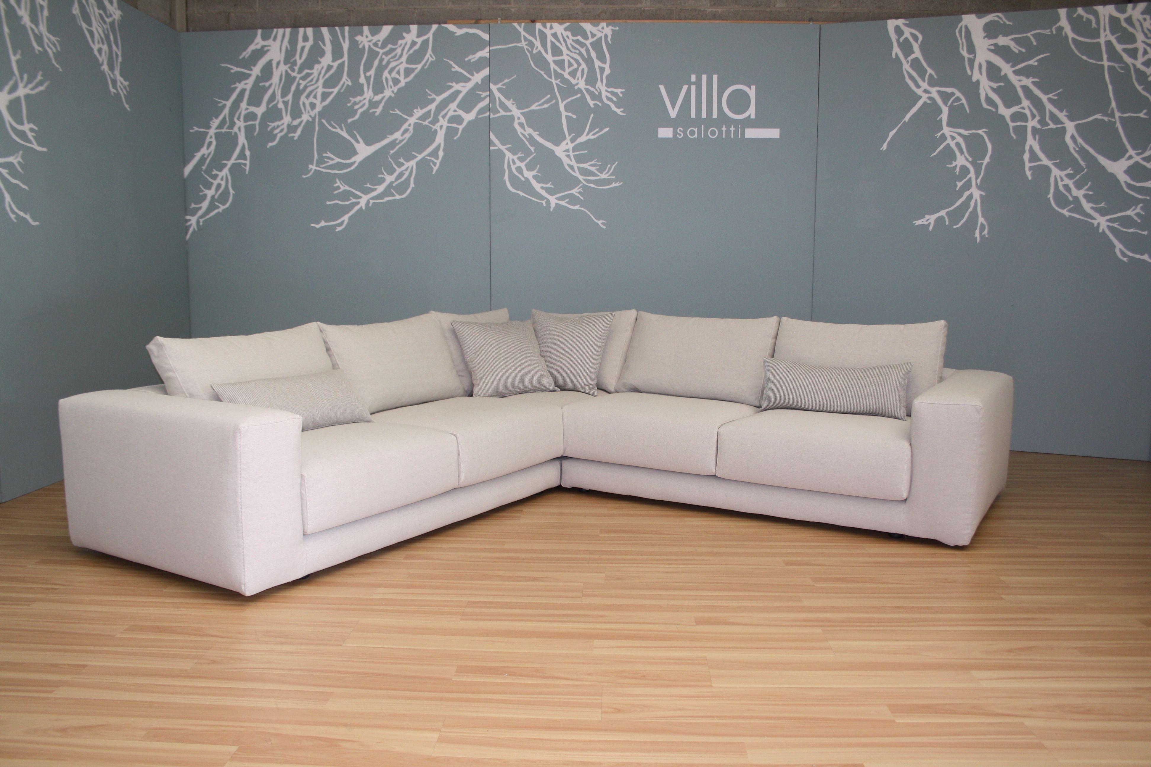 Comodo divano scomponibile per una famiglia numerosa il divano dei tuoi desideri pinterest - Divano comodo per tv ...