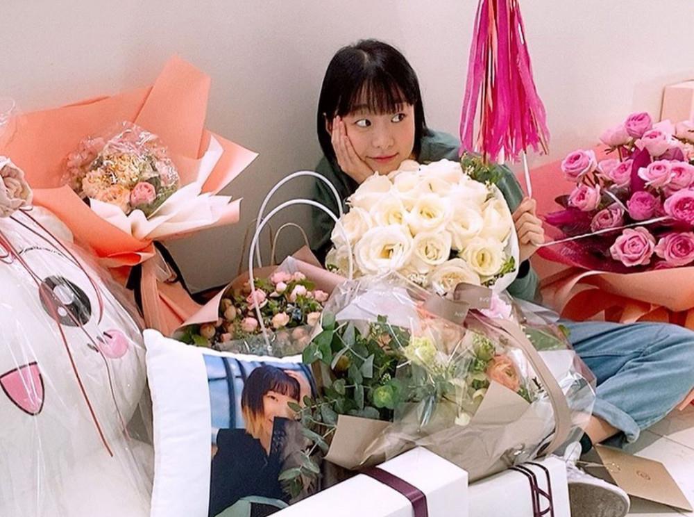'Itaewon Class's Kim Da Mi celebrates her birthday in 2020