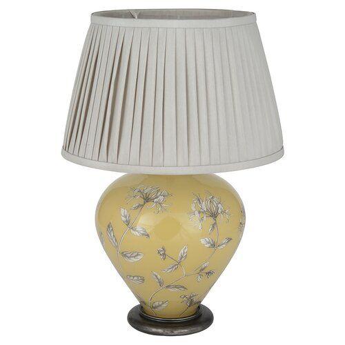 Jenny Worrall Honeysuckle On Print Room Ginger Lamp Pacific