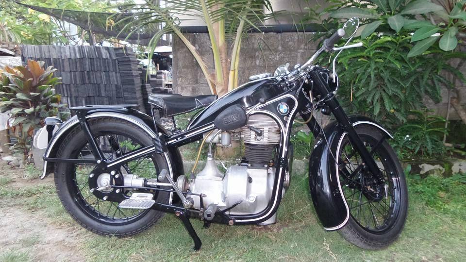 Dijual Koleksi Motor Klasik BMW R35 - BALI | Classic Motor ...
