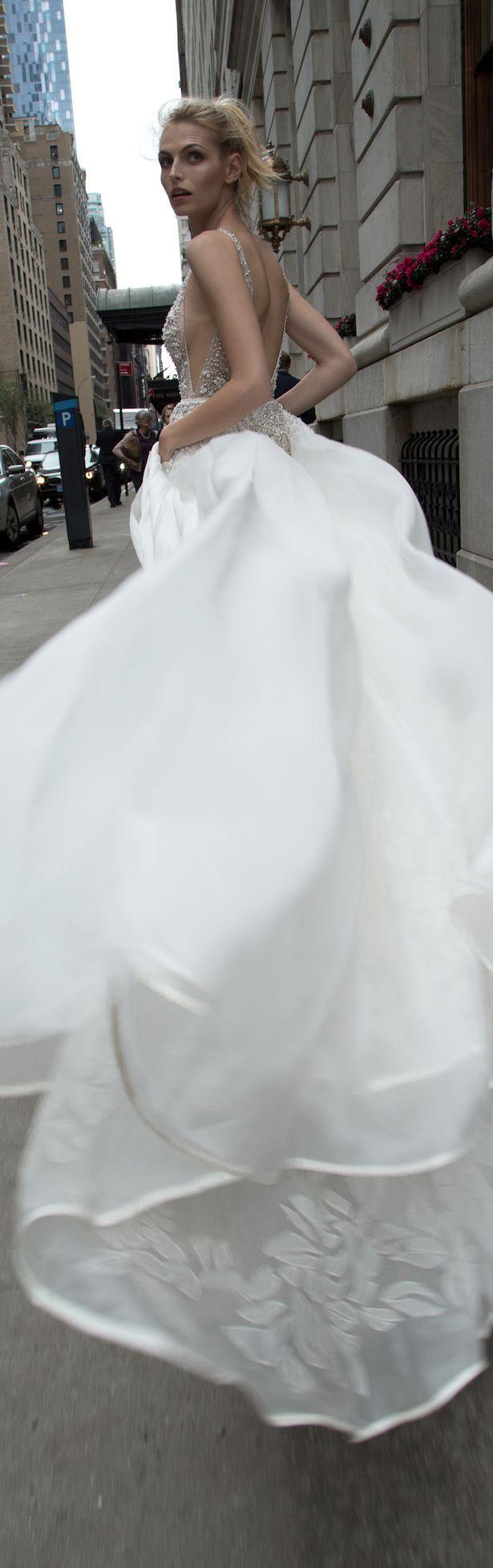 Wedding dresses illustration description inbal dror bridal